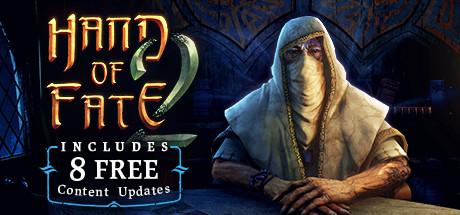 Hand of Fate 2 Epic Games Store Üzerinde Ücretsiz