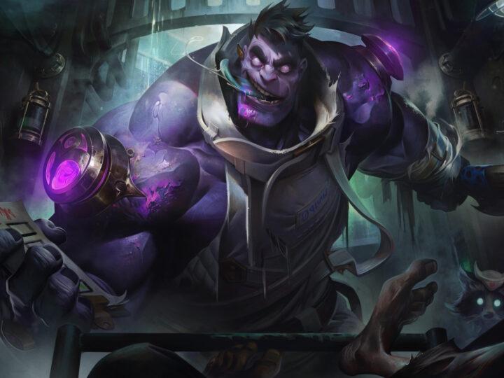 Dr Mundo Güncellendi. Tüm Ayrıntılar | League of Legends