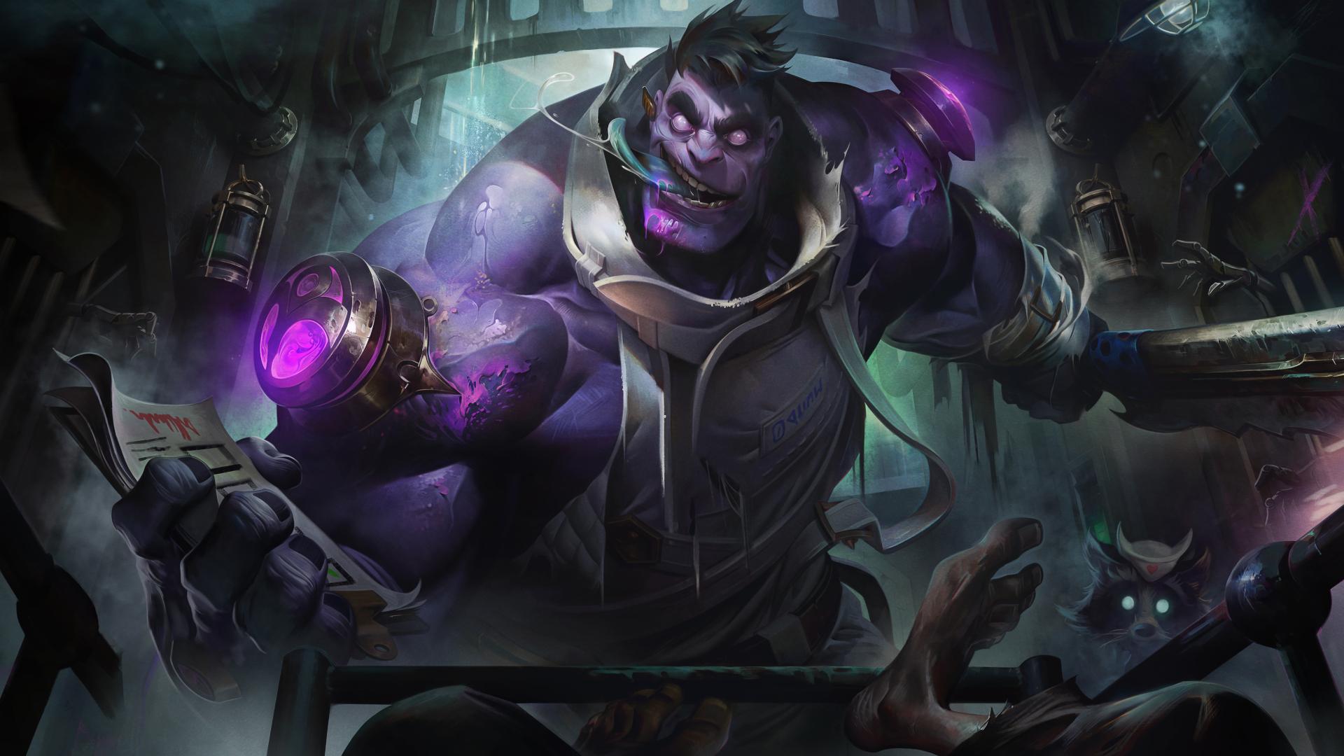 Dr Mundo Güncellendi. Tüm Ayrıntılar   League of Legends