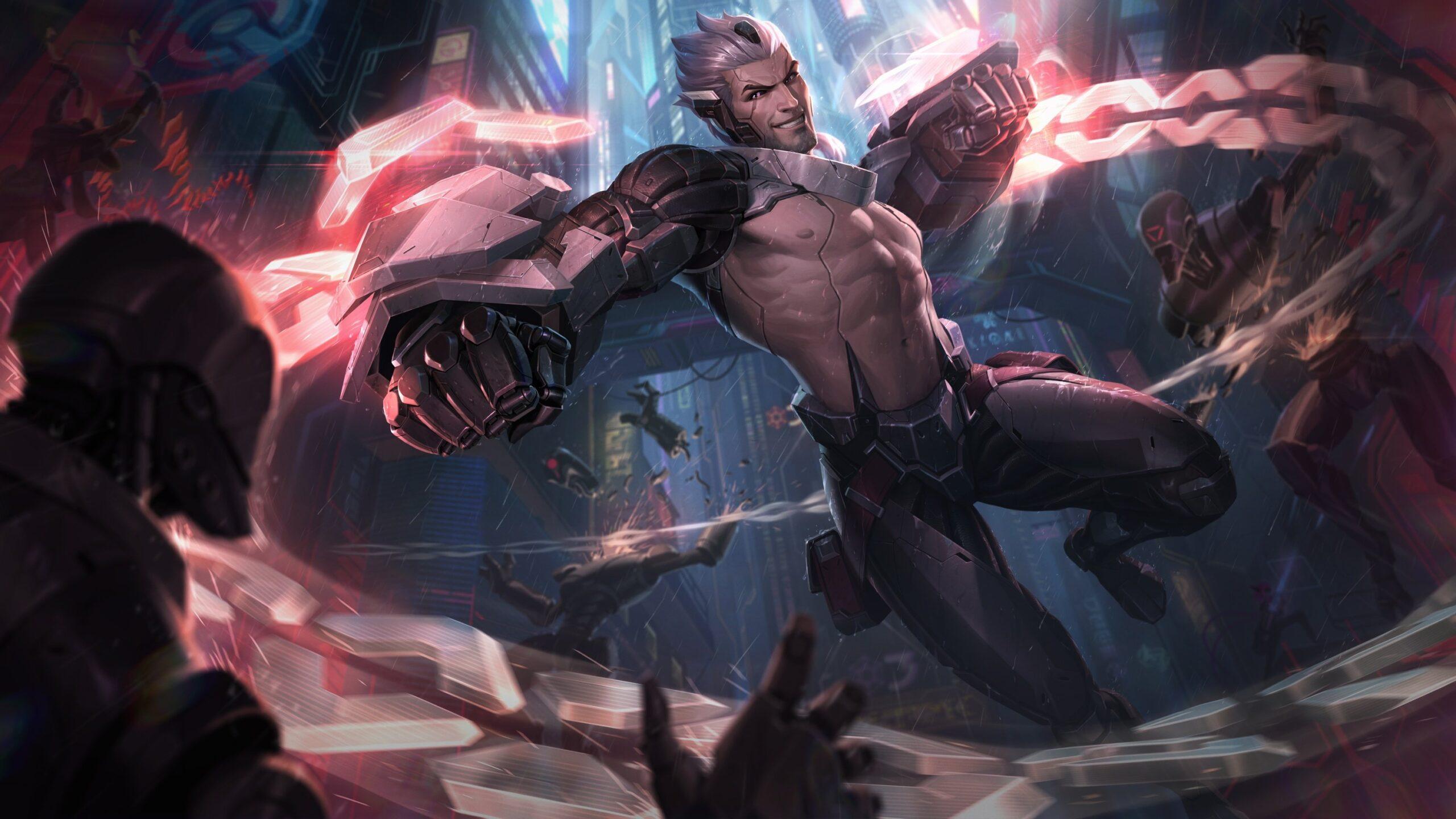 PBE Güncellemesi 12 Mayıs 2021   League of Legends
