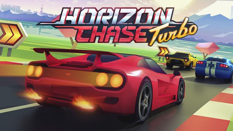 Horizon Chase Turbo Epic Games Store Üzerinde Ücretsiz