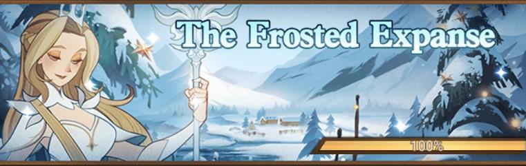Afk Arena Frosted Ezpanse (Buzlu Kayalar) Çözümü