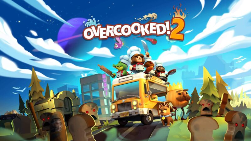 Overcooked! 2 Epic Games Store Üzerinde Ücretsiz