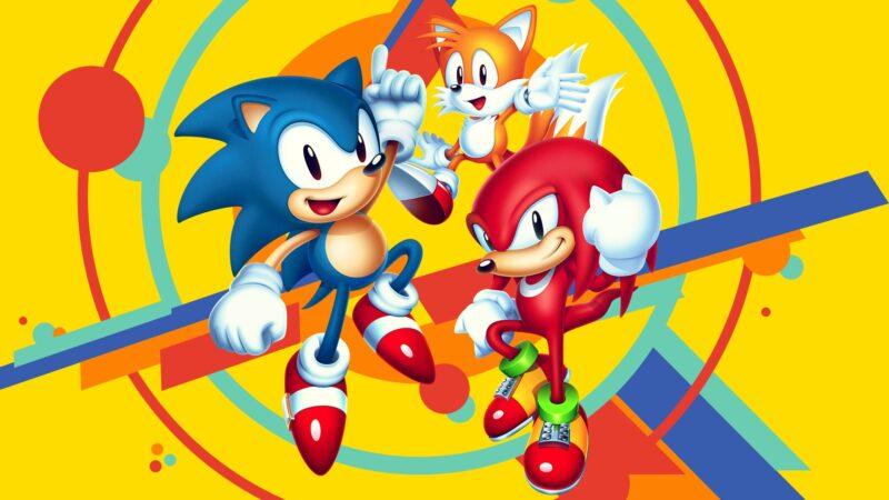 Sonic Mania Epic Games Store Üzerinde Ücretsiz