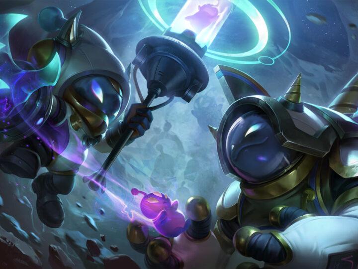 PBE Güncellemesi 9 Haziran 2021 | League of Legends