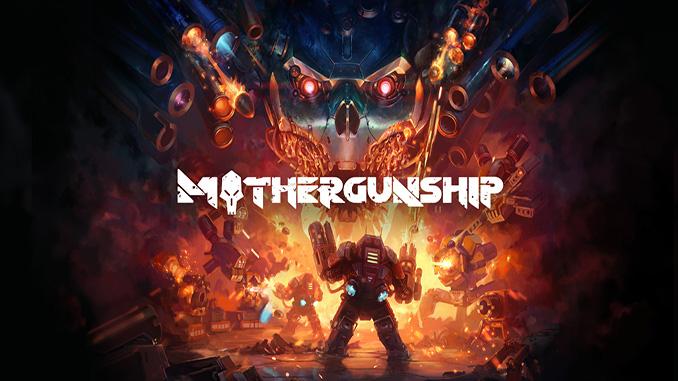 Mothergunship Epic Games Store Üzerinde Ücretsiz