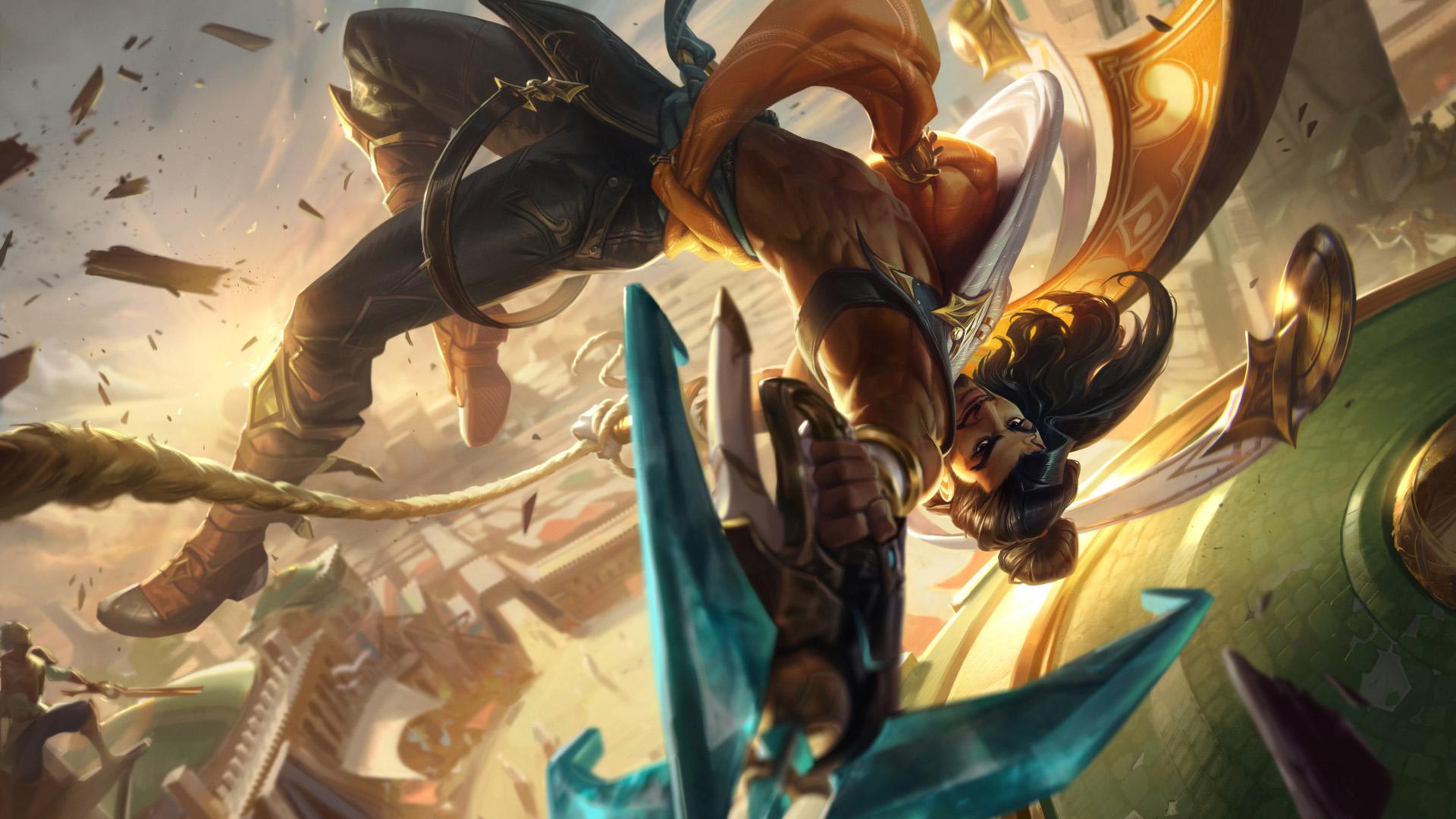 Akshan Çıktı, Tüm Bilinenler ve Detaylar   League of Legends