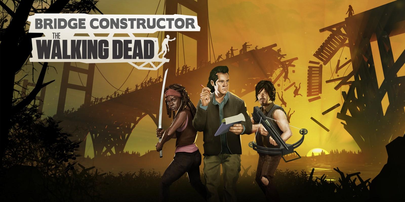 Bridge Constructor: The Walking Dead Epic Games Store Üzerinde Ücretsiz