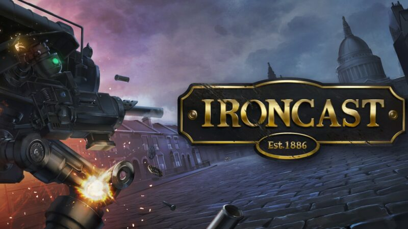 Ironcast Epic Games Store Üzerinde Ücretsiz
