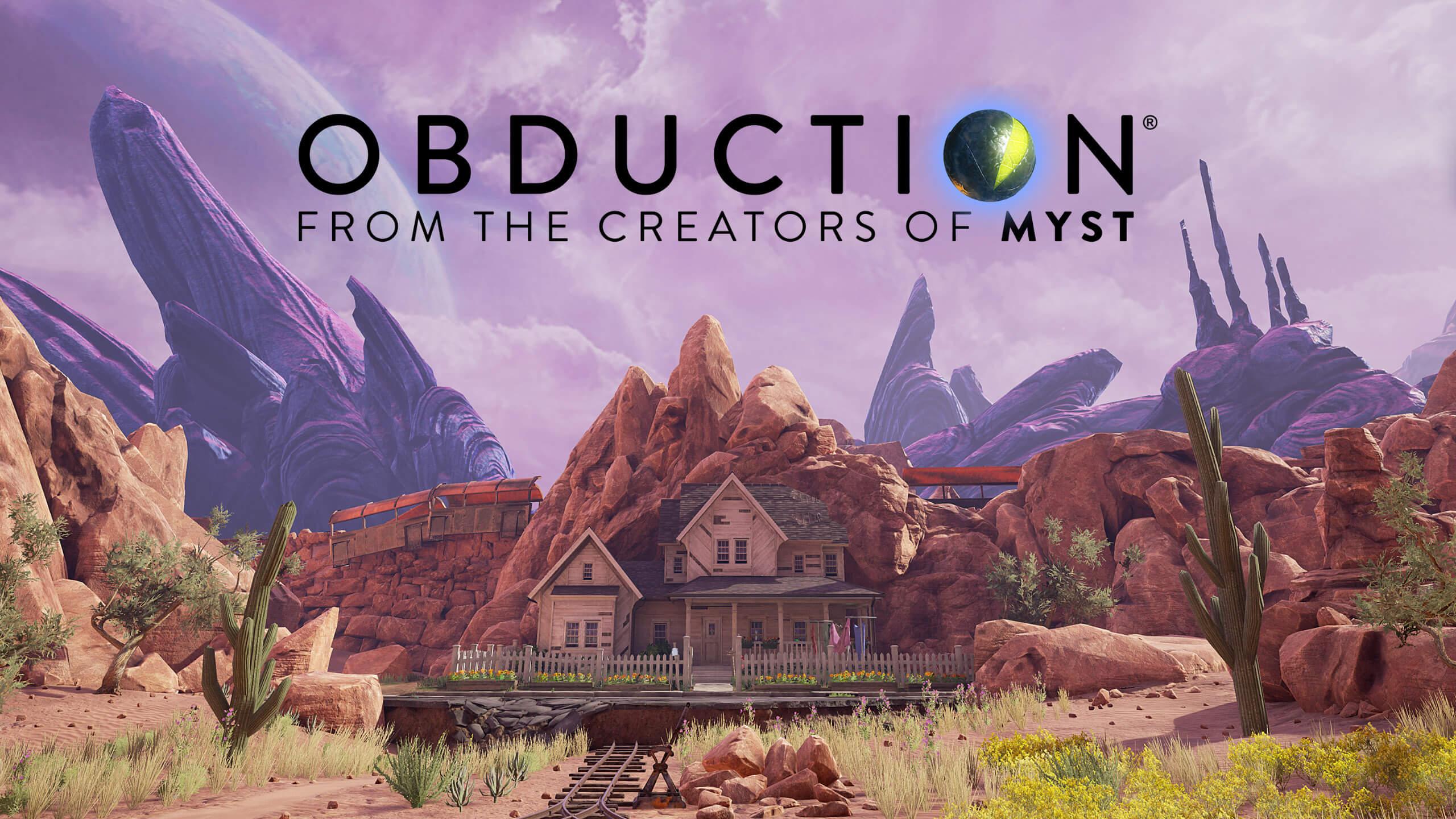 Obduction Epic Games Store Üzerinde Ücretsiz