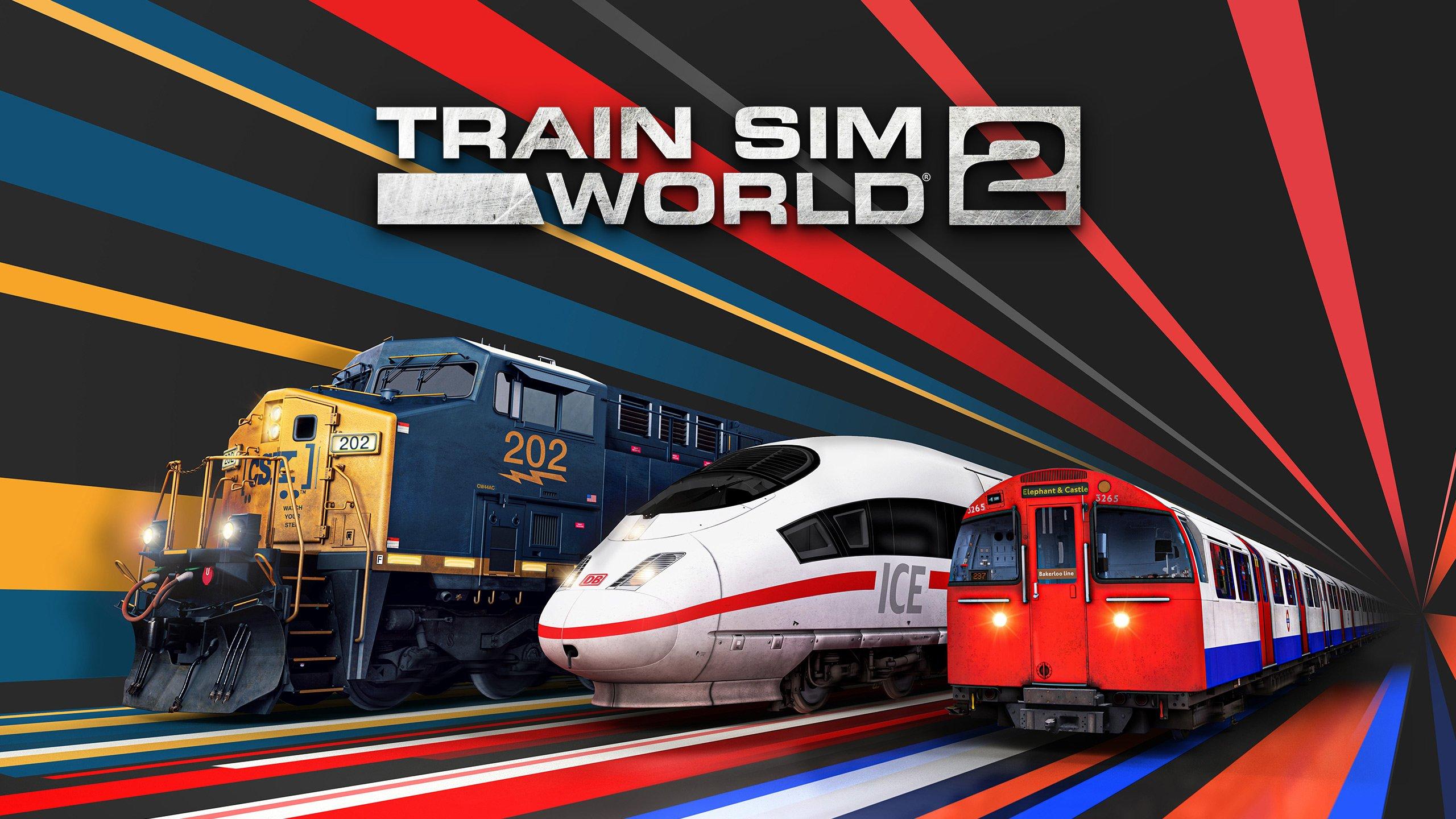Train Sim World® 2 Epic Games Store Üzerinde Ücretsiz