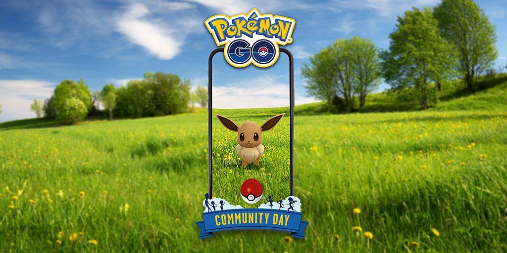 Ağustos Ayı Community Day: Eevee | Pokemon GO