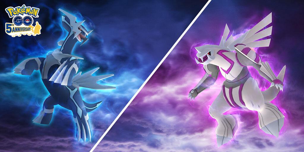 Ultra Unlock Part 1: Time ve Ultra Unlock Part 2: Space! | Pokemon GO