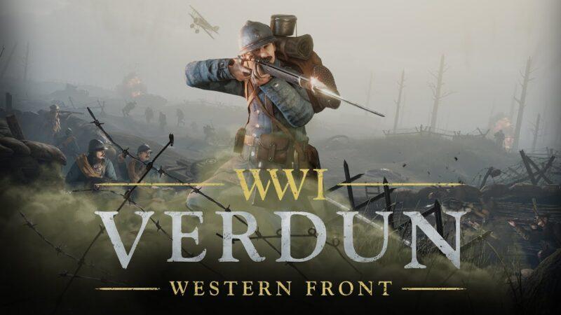 Verdun Epic Games Store Üzerinde Ücretsiz