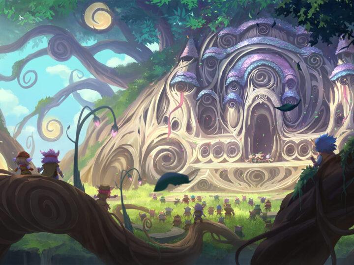 Bandle Şehri Tanıtım Animasyonu Çıktı   Legends of Runeterra
