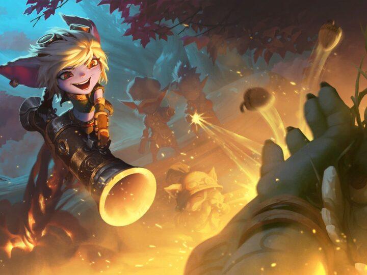 Legends of Runeterra Yeni Güncellemesi Bandle Ormanı'nın Ötesi Çıktı
