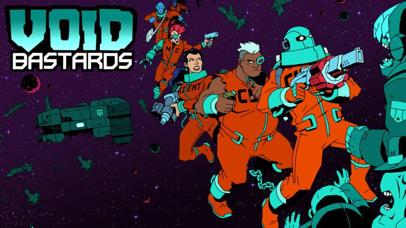 Void Bastards Epic Games Store Üzerinde Ücretsiz