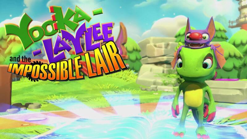 Yooka-Laylee Epic Games Store Üzerinde Ücretsiz