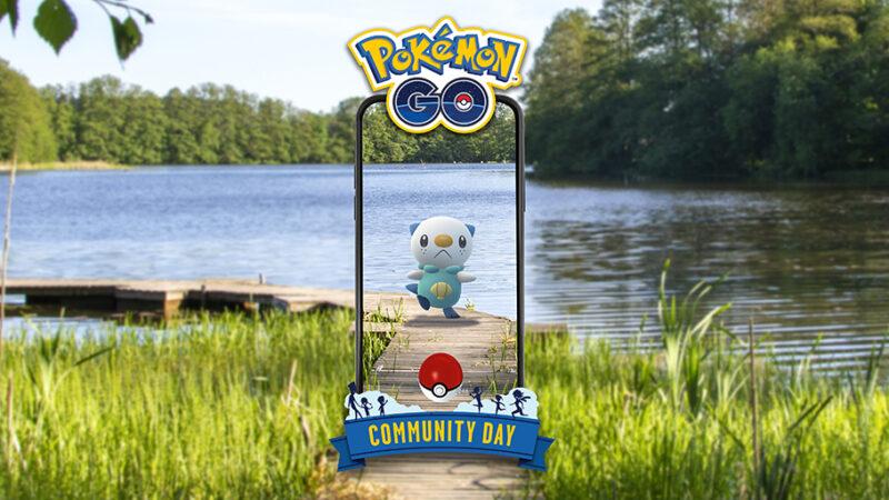 Eylül Ayı Community Day: Oshawott   Pokemon GO
