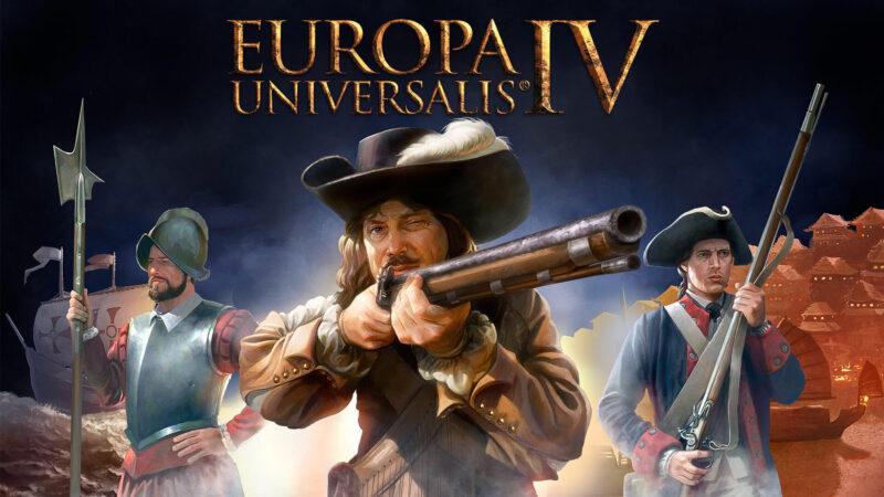 Europa Universalis IV Epic Games Store Üzerinde Ücretsiz
