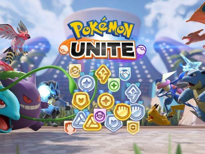 Pokémon Unite: Tüm Semboller ve Anlamları