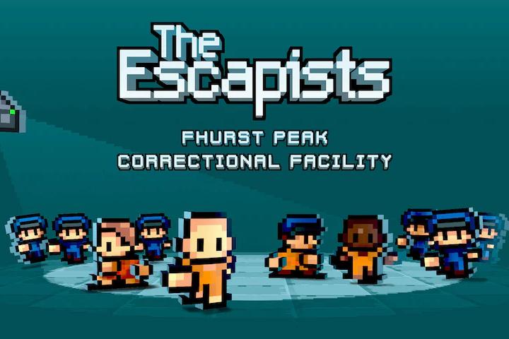 The Escapists Epic Games Store Üzerinde Ücretsiz