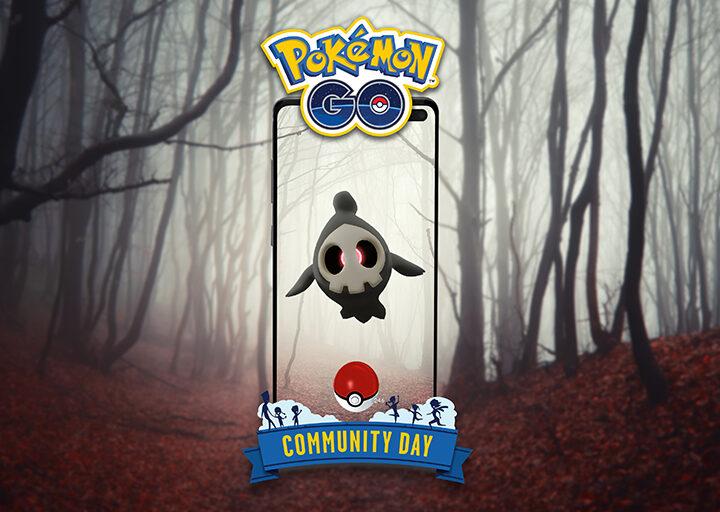 Ekim Ayı Community Day: Duskull   Pokemon GO
