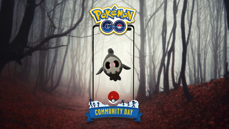 Ekim Ayı Community Day: Duskull | Pokemon GO