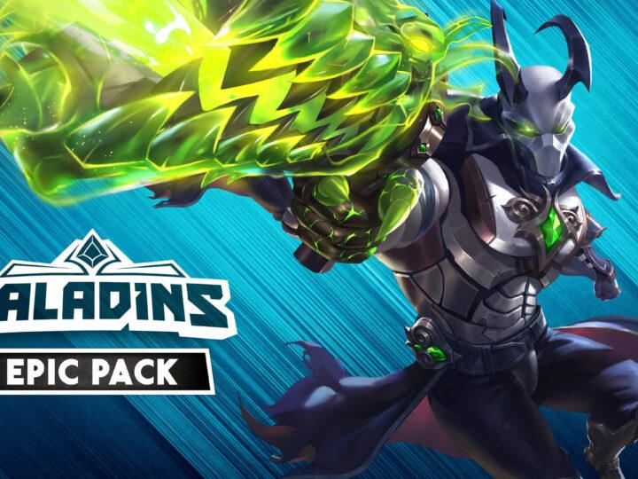 Paladins Epic Paketi Epic Games Store Üzerinde Ücretsiz
