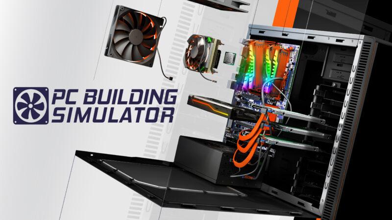 PC Building Simulator Epic Games Store Üzerinde Ücretsiz